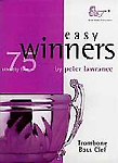 Easy Winners Lawrance Trombone Bass Clef