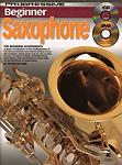 Progressive Beginner Saxophone Book + Cd & Dvd