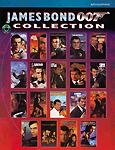 James Bond 007 Collection Alto Sax Book & Cd