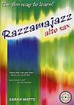 Razzamajazz Alto Saxophone 1 Watts Book & Cd