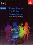 Time Pieces For Saxophone (Alto Eb) Vol 1 Denley