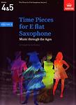 Time Pieces For Saxophone (Alto Eb) Vol 2 Denley
