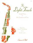 Lewin Light Touch Book 1 Alto Sax & Piano