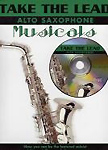 Take The Lead Musicals Alto Saxophone Book & Cd