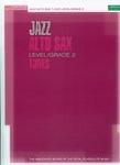 Jazz Alto Sax Tunes Grade 2 Book & Cd Abrsm