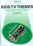 Junior Guest Spot Kids Tv Themes Clarinet Bk & Cd