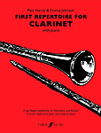 First Repertoire For Clarinet Harris & Johnson