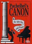 Pachelbel Canon Alto Saxophone & Piano