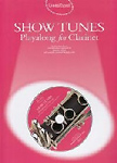 Guest Spot Show Tunes Clarinet Book & Cd