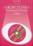 Guest Spot Show Tunes Trumpet Book & Cd