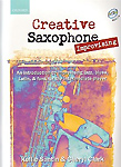 Creative Saxophone Improvising Santin/Clark Bk Cd