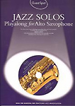 Guest Spot Jazz Solos Alto Saxophone Book & Cd