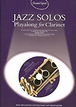 Guest Spot Jazz Solos Clarinet Book & Cd