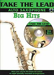 Take The Lead Big Hits Alto Saxophone Book & Cd