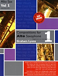 Compositions For Alto Sax Vol 1 Lyons Book & Cd