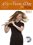 New Tune A Day Flute Book & Cd
