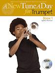 New Tune A Day Trumpet Cornet Book & Cd