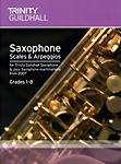 Trinity Saxophone & Jazz Scales & Arps from 2007