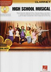 High School Musical Clarinet Book & Cd