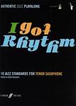 I Got Rhythm Tenor Saxophone Book & Cd