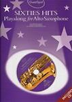 Guest Spot 60s Hits Alto Saxophone Book & Cd
