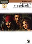 Pirates Of The Caribbean Alto Sax Book & Cd