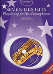 Guest Spot 70s Hits Alto Saxophone Book & Cds