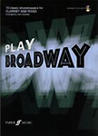 Play Broadway Clarinet Book & Cd