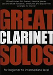 Great Clarinet Solos