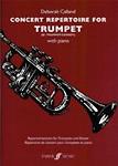 Concert Repertoire For Trumpet Calland