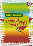 Teenage Funky Flute Hammond Pupils Book & Cd