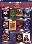 Easy Popular Movie Instrumental Solos Flute + Cd