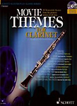 Movie Themes Clarinet Book & Cd