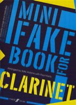 Mini Fake Book Clarinet Adams/Harris