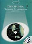 Guest Spot Gershwin Alto Saxophone Book & Cd
