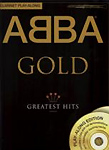 Abba Gold Greatest Hits Clarinet Play-Along Bk/Cd