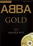 Abba Gold Greatest Hits Flute Play-Along Bk & Cd