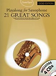 Guest Spot 21 Great Songs Alto Sax Gold Edition