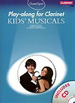 Guest Spot Kids Musicals Clarinet Book & Cd