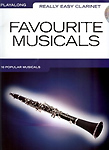 Really Easy Clarinet Favourite Musicals + Cd