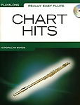 Really Easy Flute Chart Hits Book & Cd