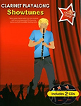 You Take Centre Stage Clarinet Showtunes Book & Cd