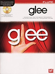 Glee Instrumental Play Along Flute Book & Cd