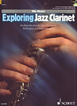 Exploring Jazz Clarinet Weston Book & Cd