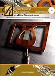 Repertoire Classics Alto Saxophone Book & Cd