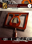 Repertoire Classics Clarinet Book & Cd