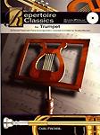 Repertoire Classics Trumpet Book & Cd