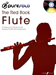 Pure Solo The Red Book Flute Book & Cd