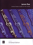 38 More Modern Studies Rae Solo Clarinet