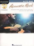 Acoustic Rock Instrumental Play Along Alto Sax + Cd